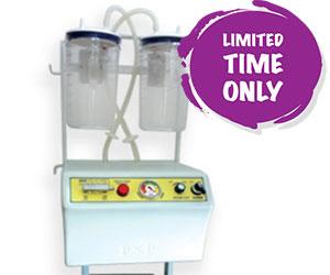 جدیدترین دستگاه ساکشن پزشکی