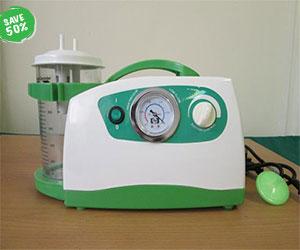 خرید دستگاه ساکشن پزشکی خانگی