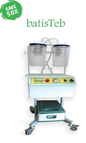 تولید دستگاه ساکشن بیمارستان