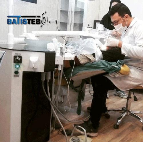 دستگاه ساکشن جراحی سنگین